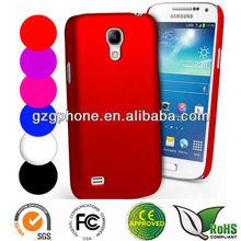 Hard rubber coating case for Samsung galaxy s4 mini i9190 case