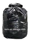 Plastic Black Garbage Bag, Rubble Bag, Rubbish Bag