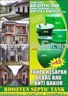 Septic tank BioFil tration & Biotech nology