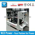 factory price&high quality Yanmar diesel generator set