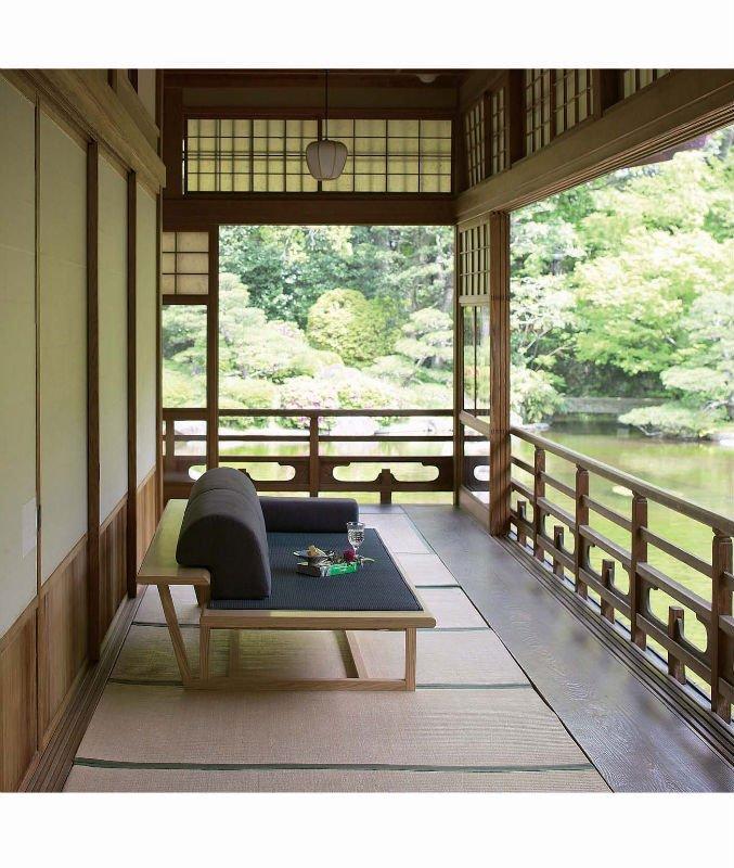 Tatami japanese style sofa high design made