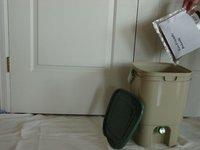 Indoor Bokashi Compost Bucket