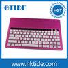 Gtide KB651 Aluminum Bluetooth Keyboard, Blue color Keyboard, ipad bluetooth keyboard,laptop mini external keyboards