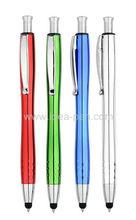 plastic executive curvy pen