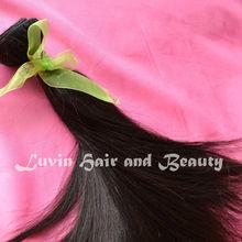 XBL virgin indian straight hair,raw and natural human indian hair