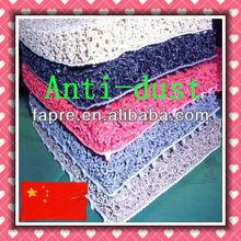 Colorful PVC coil door mat anti slip PVC door coil mats