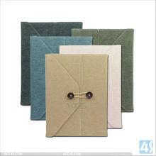 New Envelope Denim Folio Kickstand Case Cover for iPad Mini --P-iPAD234CASE084