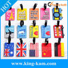 FDA standard silicone luggage labels printable