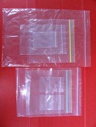 stock ziplocked bags