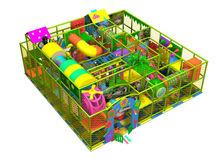 2013 Beautiful children Plastic Indoor Playground for Sale