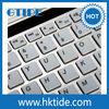 Gtide KB651 Aluminum Bluetooth Keyboard, Blue color Keyboard, ipad bluetooth keyboard, iphone keyboard