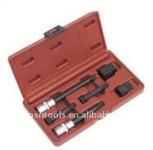 2014 Alternator Freewheel Pulley Removal Set 6pc Alternator Car Tools Set inductive xenon timing lights