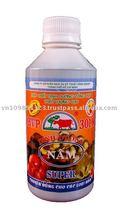 Fertilizer, nutrition for mushroom - paddy straw, shiitake, oyster mushroom