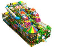 2013 factory price children playground indoor with own R&D team