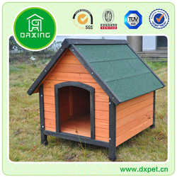 XXL wood dog cage DXDH011