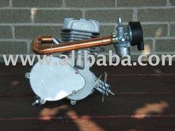 50cc to 80cc bike kits Turbo Pipe
