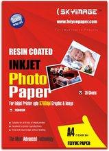 260gsm Inkjet Resin Coated Photo Paper