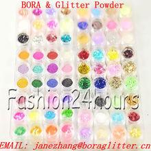 Hot Fashion Glitter Nail Art Dust Powder