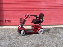 Wheeltech Mercury Monami Electric Scooter