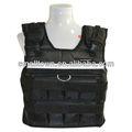 Ajustável peso- colete/peso vest formação