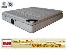 2013 modern bed mattress (QY-M1) latex mattress manufacturer
