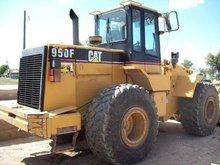 wheel loader cat 950FII