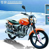 Air coolling best 150cc street bike super big sides tand street motorcycle(ZF150-3A)