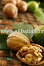 walnuts kernels, sunflower and pumpkin seeds