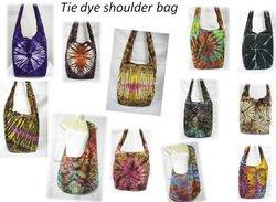 HOBO Hippie Gypsy TIE DYE Sling Shoulder Bag