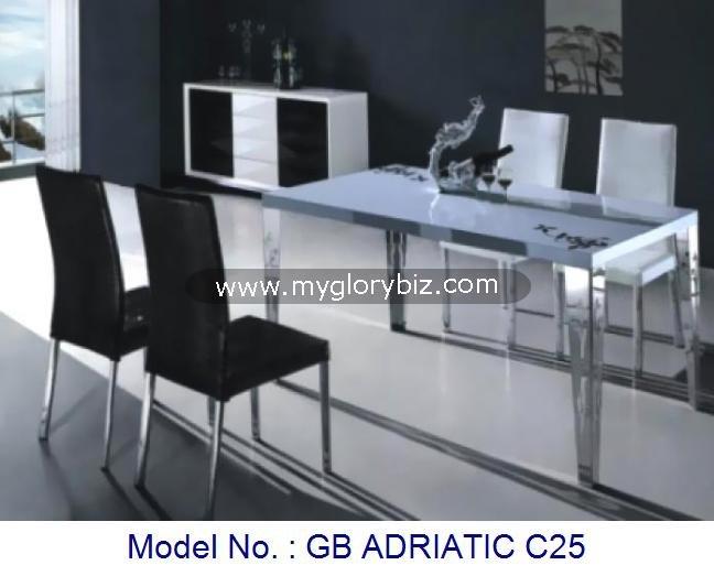 Metal Dining Set Dining Chair Dining Table Glass top  : MetalDiningSetDiningChairDiningTable from glorybiz.trustpass.alibaba.com size 648 x 523 jpeg 45kB