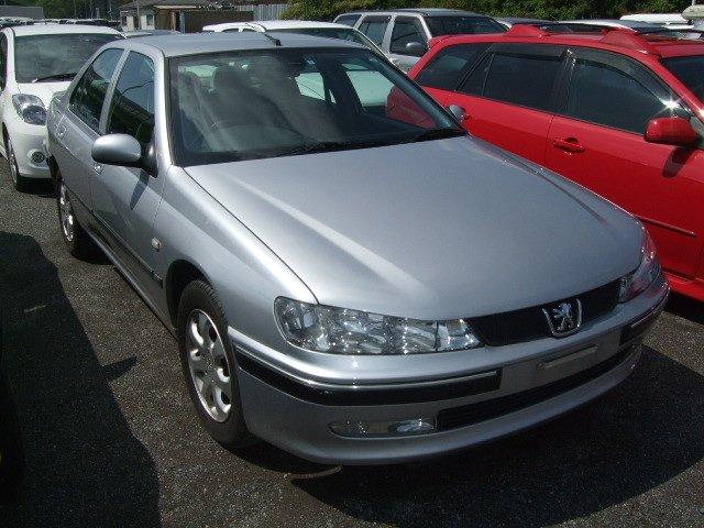 Peugeot 406 Sedan 2001
