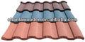 el costo más barato para piedra chip recubierto de tejas de acero con coloridos