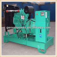 OEM manufacturer 30kva to 500kva AC 3Phase Alternator Generator with Cummins Engine