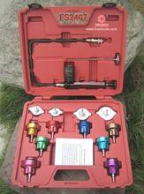 2014 Universal Radiator Pressure Tester Kit Car Diagnostic Tools peugeot and citroen km tool OEM