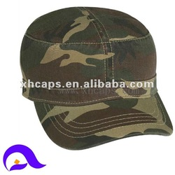 Custom design camouflage head covers