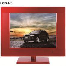 """15""""LCD TV USB HDMI AV TV MPG4 second hand lcd monitor"""