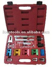 2014 Engine Timing Lock Kit 16pcs Holding Tool Kit Vehicle Tools salt spray test chamber