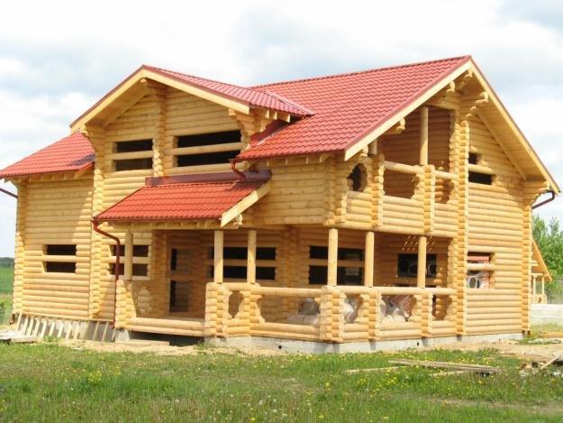 Registro de casas de ruso madera otros tipos de madera - Casas de marqueteria ...
