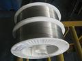 el flujo de aluminio con núcleo de alambre de soldadura