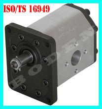 Hydraulic External Gear Pump for Extrusion