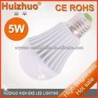 led bulb a19 e27 5w clear