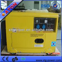 5kva silent diesel generator power backup generator