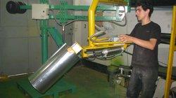 Industrial Manipulator for coils handling.