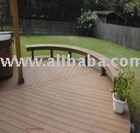 WOOD PLASTIC COMPOSITE MATERIAL