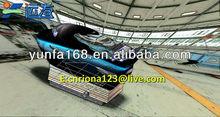 Easy assemble & disassemble capsule spaceship cabin 5d 7d 9d cinema