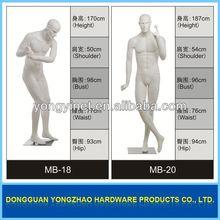 high quality mannequin torso buttocks