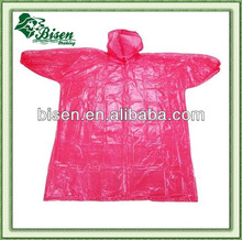 New quality products!disposable raincoat prices