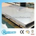 Laminés à chaud 316 316l duplex plaque en acier inoxydable d'épaisseur moyenne