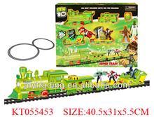 Children Hot Sale Funny Cartoon Train Toy Model Train Electric Train