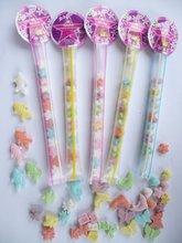 Fancy Fruity Candy Tube